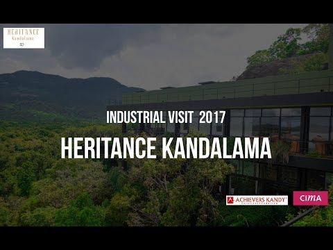 Industrial Visit  2017 - Heritance Kandalama