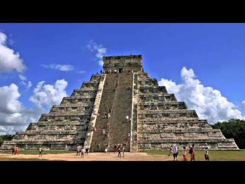 Yucatán and Chichen Itza  -  Mexiko