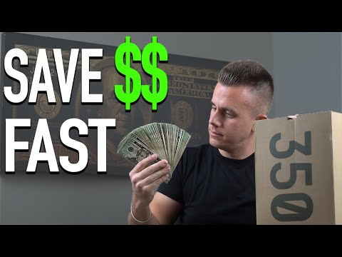 Money Saving Tips | How To SAVE Money FAST (2020)