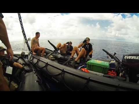 DEEP BLUE 2015, 86th Engineer Dive, Key West FL