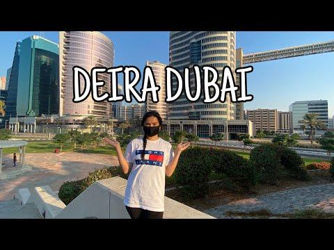 DEIRA DUBAI | CLOCK TOWER | JOGGING PLACE IN DUBAI
