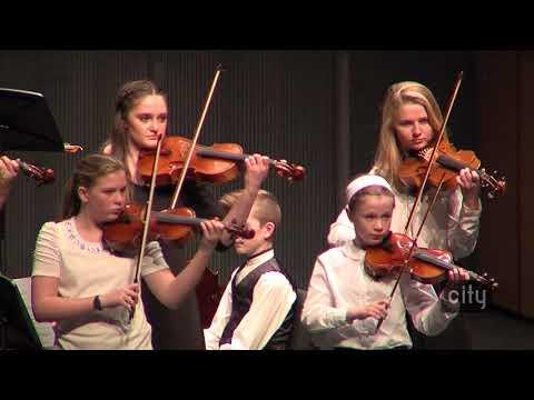 Preucil School of Music 2018 String Concert