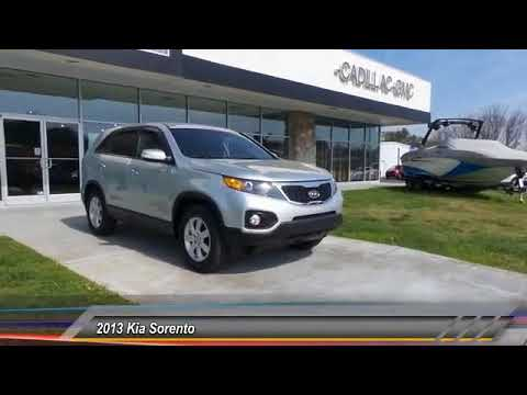 Exceptional 2013 Kia Sorento Used Rusty Wallace Auto Morristown, TN 423 586 1441 Live  KP8593B