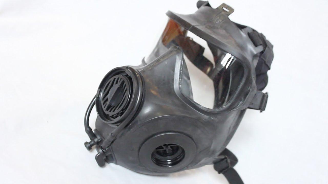 Avon Fm53 Gas Mask Youtube
