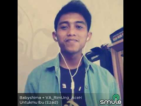 """MERINDING!!! Mirip Suara... UNTUKMU IBU """"Baby Shima & Anak Aceh"""