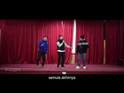 UNIC - Sedar ( LIVE in Jordan with lyric )