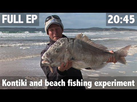 Kontiki And Beach Fishing Experiment That Reveals The Best Bait