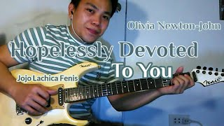 Hopelessly Devoted To You - Jojo Lachica Fenis Fingerstyle Guitar Cover