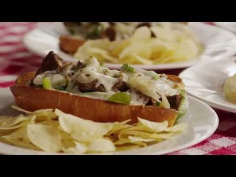 How to Make Philly Cheesesteak Sandwiches | Beef Recipe | Allrecipes.com