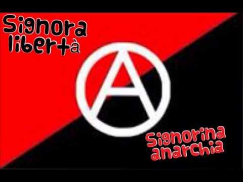 Canti Anarchici - Inno Della Rivolta