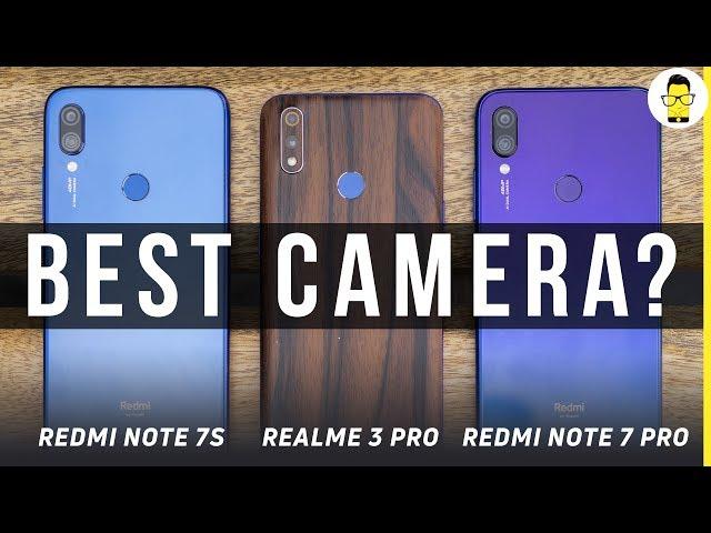 Redmi Note 7s vs Redmi Note 7 Pro vs Realme 3 Pro camera comparison: easy win for one phone