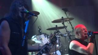 Unisonic - Your time has come - Live in Saarbrücken 2014