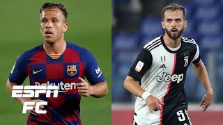 Arthur-Miralem Pjanic swap shows Barcelona 'have lost their way' – Sid Lowe