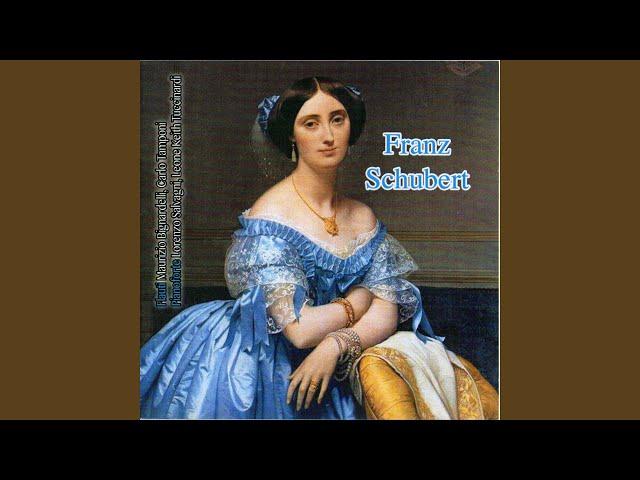 Divertimento pastorale per pianoforte e due flauti obbligati, Op. 64: II. Andante