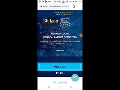Bit Icon Invest Mining Site