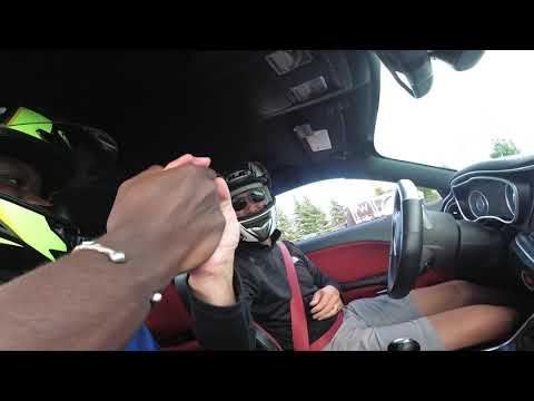 Dodge Challenger 392 HEMI by Oliver L. | Ride to the Limit @PITL 2019 #7 | Passenger Cam