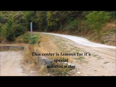 Banja (Mineral water source) in Tetovo / Macedonia