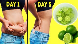 NO-EXERCISE NO-DIET LOOSE BELLY FAT IN JUST 5 DAYS AT HOME