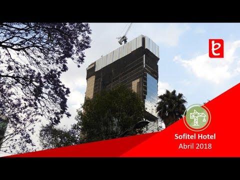 Sofitel Hotel Mexico City, Abril 2018 | Www.edemx.com