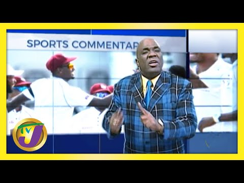 West Indies vs Sri Lanka 2nd Test Match | TVJ Sports Commentary