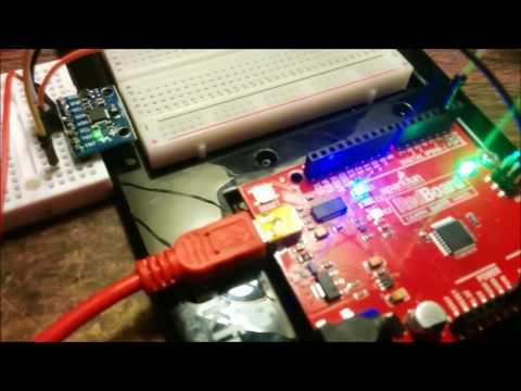 Accelerometer Gyro Tutorial Arduino
