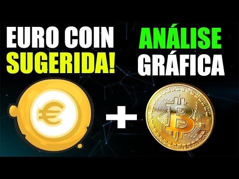 Análise Técnica Bitcoin + Europa Poderá Criar Sua Própria Criptomoeda!