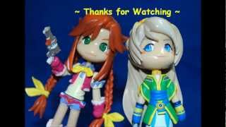 """""""Wild Arms"""" ~ Pinky Street Figure ~ Unboxing"""