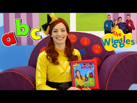 The Wiggles: My First Alphabet Book | Book Reading