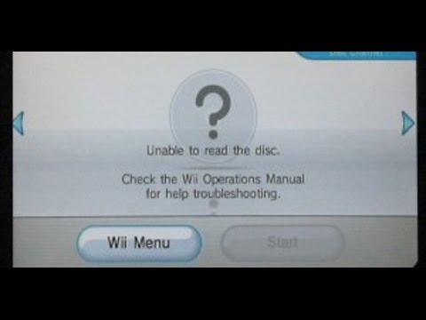 How To Fix A Broken Wii Disc