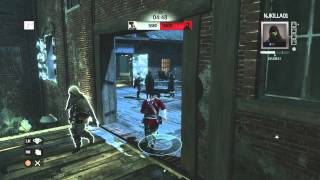 Ep. 103 Part 2 Assassin's Creed III Manhunt, Friendly Competitive Mash-Ups