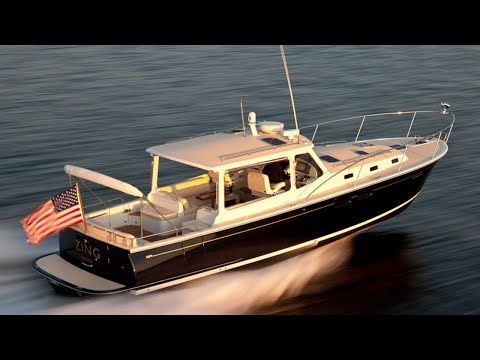MJM 40z  Rough Seas 2013  By BoatTest com 2