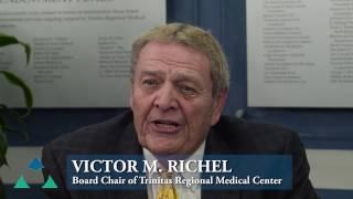 victor m richel for trinitas rmc hip new jersey