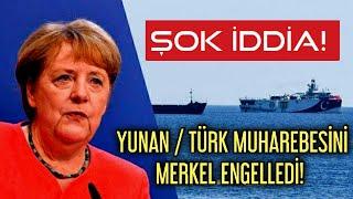 Yunanistan Türkiye Arasındaki Meis Ada Krizini Merkel Mi Durdurdu?
