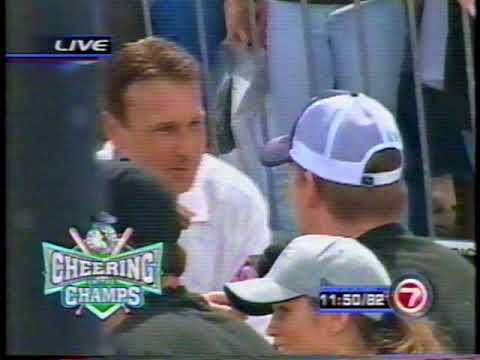 Pt. 5: Florida Marlins 2003 World Series Champions Downtown Miami Parade