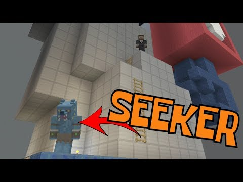 HOW DID HE NOT SEE ME - Transformers 5Hide And Seek - Minecraft Xbox