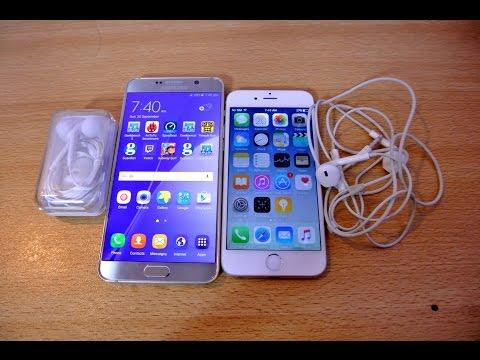 Samsung Galaxy Note New Earpods Vs Iphone Earpods