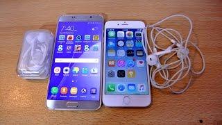 Video Samsung Galaxy Note 5 NEW EarPods vs iPhone 6 EarPods - Comparison! download MP3, 3GP, MP4, WEBM, AVI, FLV Juni 2018