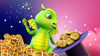 Hot Cross Buns Nursery Rhymes And Songs For Kids