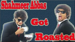 IF SHOWOFF HAD A FACE  || Shahmeer Abbas  || ROASTING