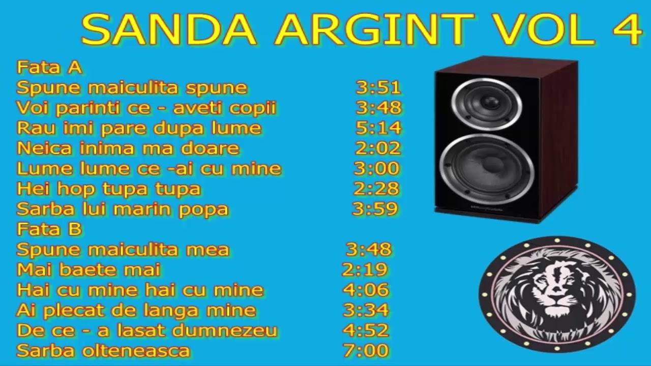 Download Sanda Argint Si Formatia Magic Vol 4