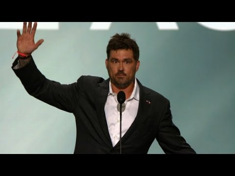 Marcus Luttrell's entire GOP convention speech - YouTube