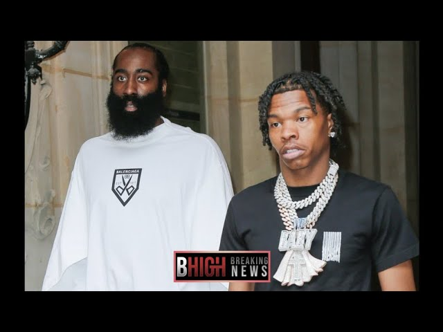 LIL BABY ARRESTED IN PARIS WITH JAMES HARDEN
