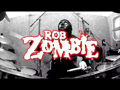Rob Zombie - The Triumph of King Freak - Drum Cover
