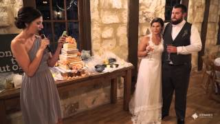 Jake and Alex Poetry Springs Wedding video, Dallas Videographer