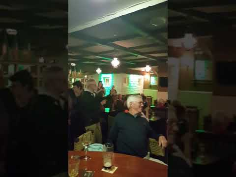 Michael O'Brien @Danny Mann Pub Killarney