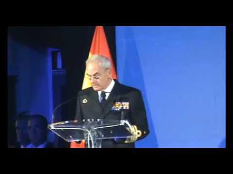Acto de entrega de los PREMIOS VIRGEN DEL CARMEN 2017, en el Cuartel General de la Armada