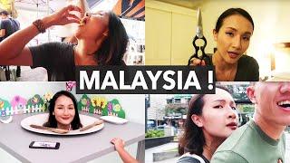 TÌM ĐƯỢC KÉO TÁCH MACCA Ở MALAYSIA? | Vlog | Giang Ơi
