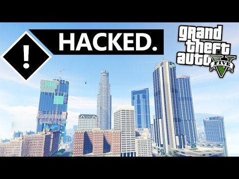WATCH DOGS HACKING MOD FOR GTA 5!! (GTA 5 Funny Moments)