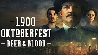 OKTOBERFEST 1900: BEER & BLOOD Trailer ENG/GER + Interview mit Klaus Steinbacher (Roman Hoflinger)