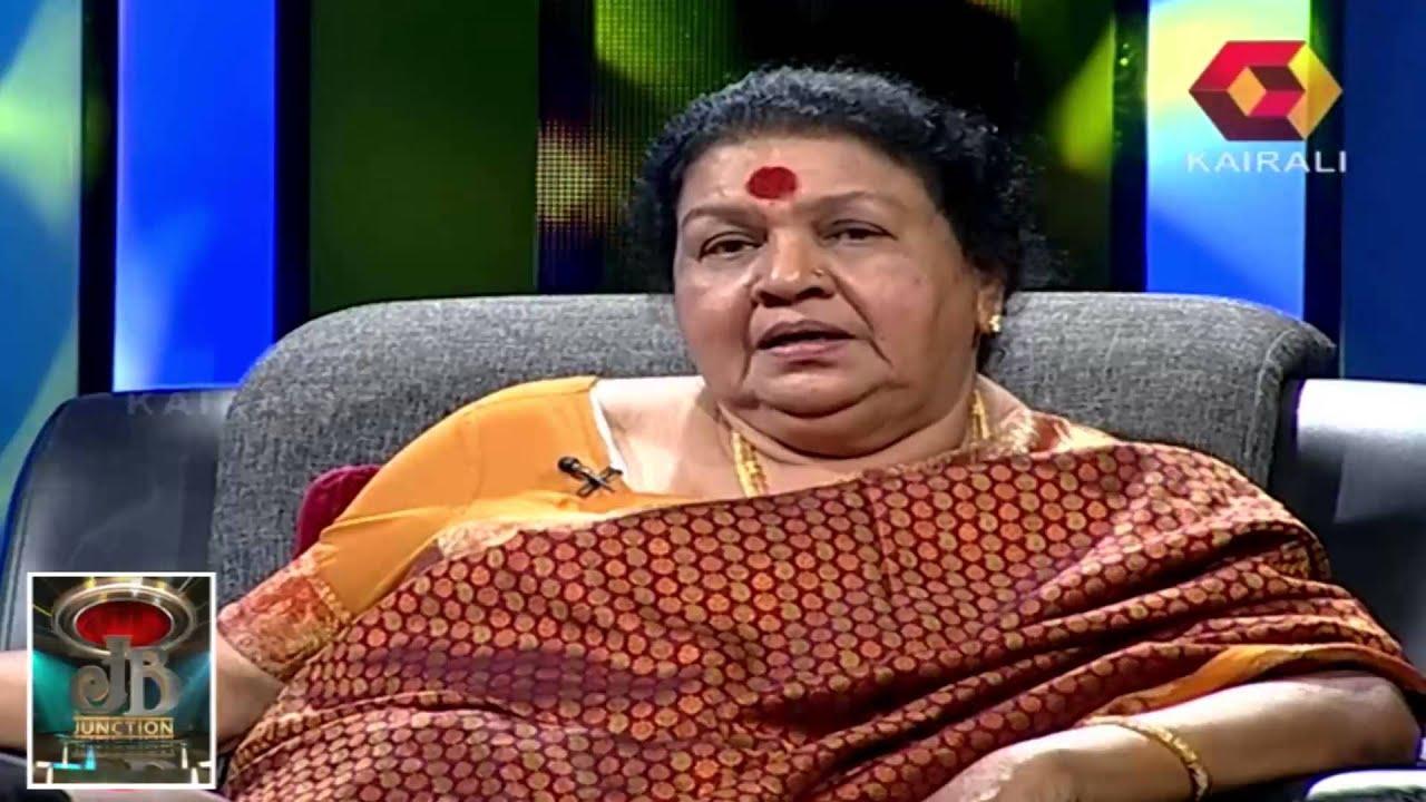 Kaviyoor Ponnamma remembers Thilakan - Youtube On Repeat